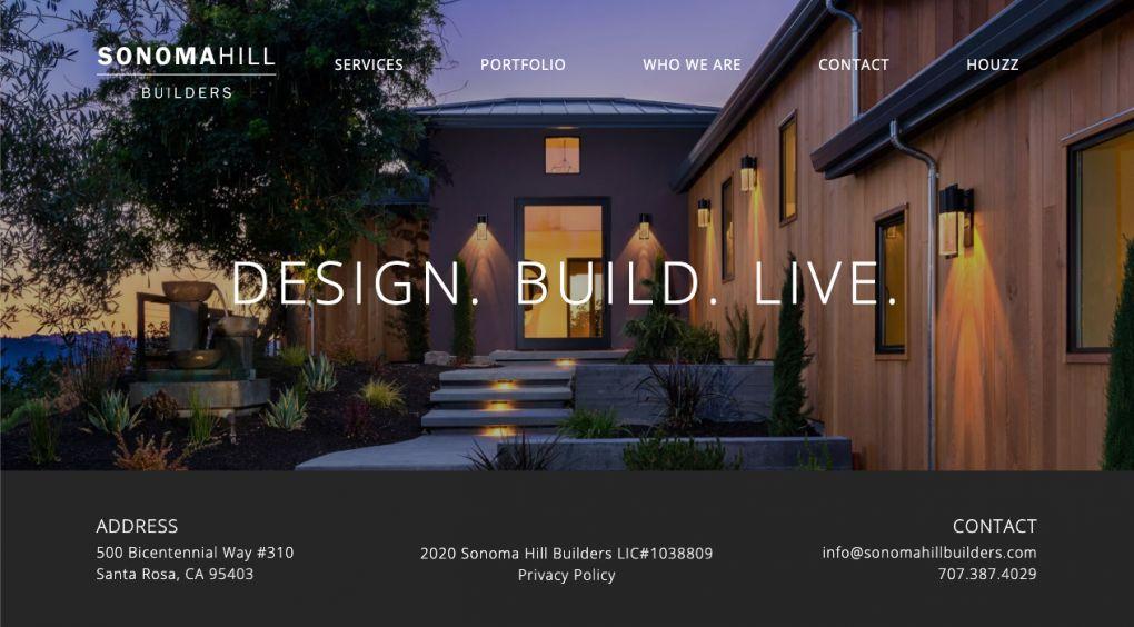 Sonoma Hill Builders