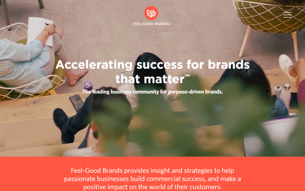 Feel good brands